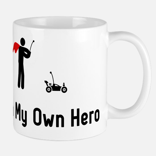 RC Car Hero Mug
