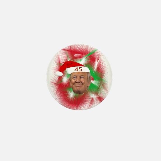 CHRISTMAS TRUMP Mini Button (100 pack)