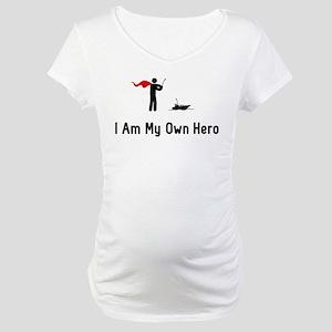 RC Boat Hero Maternity T-Shirt