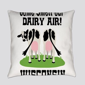 Come Smell Our DAIRY AIR! Everyday Pillow