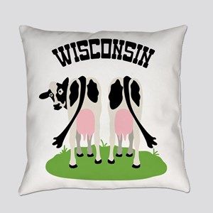 WISCONSIN Everyday Pillow