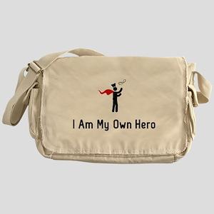 Pizza Hero Messenger Bag