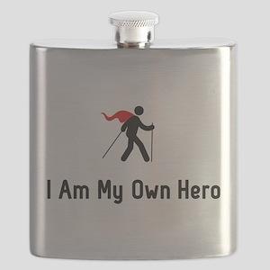 Nordic Walking Hero Flask