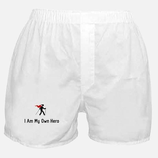 Nordic Walking Hero Boxer Shorts