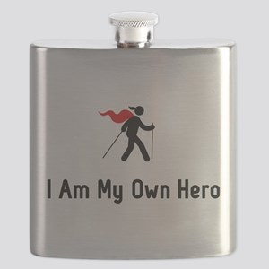 Nordic Walking Hero Flask