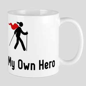 Nordic Walking Hero Mug