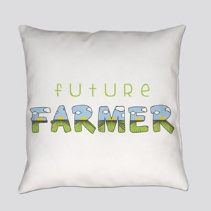 Future Farmer Everyday Pillow