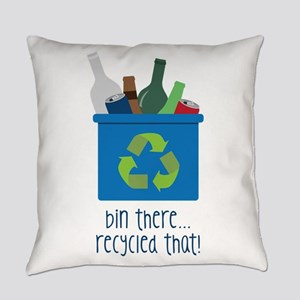 Recycled That! Everyday Pillow