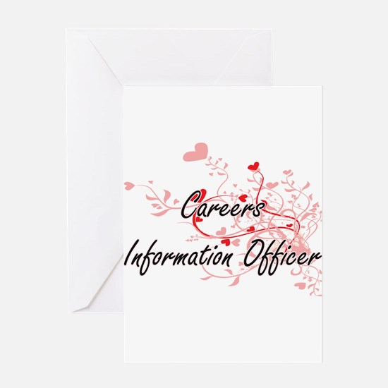 Careers Information Officer Artisti Greeting Cards