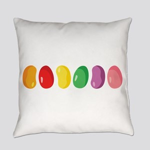 Jelly Beans Everyday Pillow