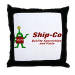 Ship-co Throw Pillow