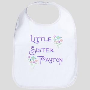 Little Sister Payton Bib