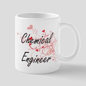 Chemical Engineer Artistic Job Design with He Mugs