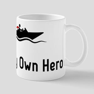 Boating Hero Mug