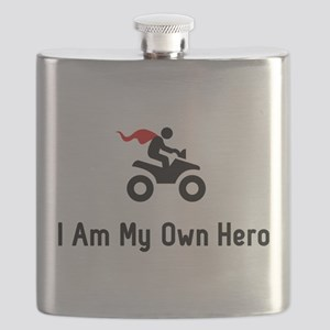 ATV Hero Flask