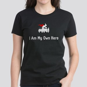 Acupuncture Hero Women's Dark T-Shirt