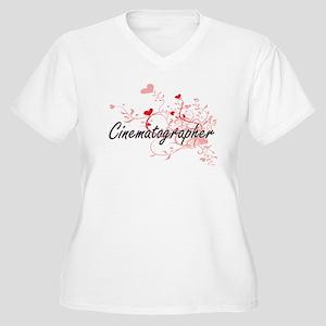 Cinematographer Artistic Job Des Plus Size T-Shirt