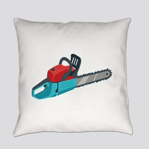 Chainsaw Everyday Pillow