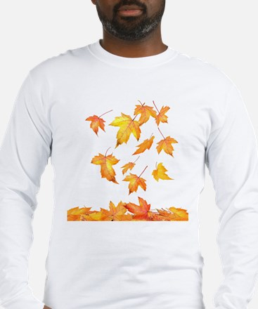 Falling Foliage Long Sleeve T-Shirt
