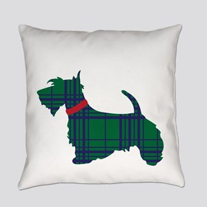 Scottish Terrier Dog Everyday Pillow
