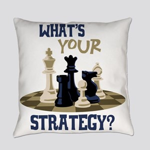 WHATS YOUR STRATEGY? Everyday Pillow