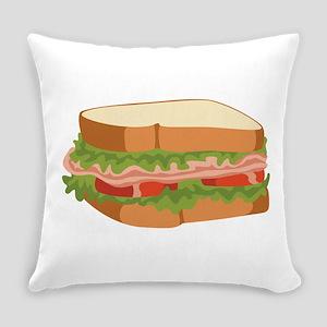 Sandwich Everyday Pillow