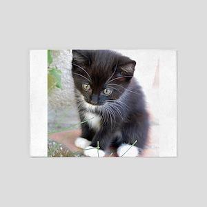 Cat003 5'x7'Area Rug