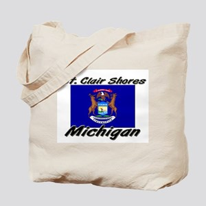 St. Clair Shores Michigan Tote Bag