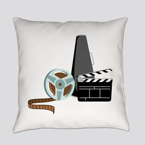 Hollywood Film Movie Everyday Pillow