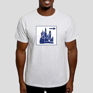 Neuschwanstein Castle, Germany Light T-Shirt
