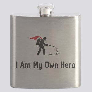 Pest Control Hero Flask