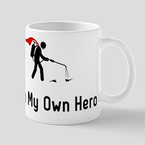 Pest Control Hero Mug