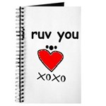 i ruv you Journal