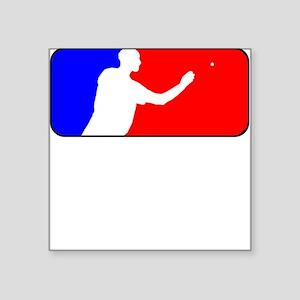 Beer Pong Logo Sticker