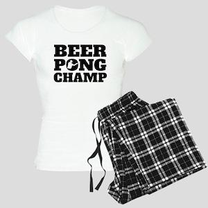 Beer Pong Champ Pajamas