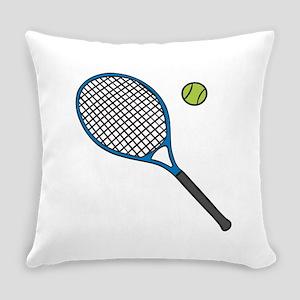 Racquet & Ball Everyday Pillow