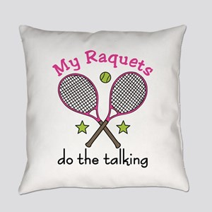 My Racquets Everyday Pillow