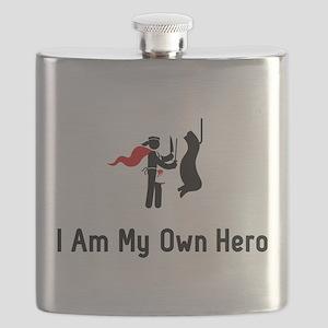 Meat Hero Flask