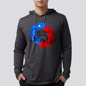 Acadie Mens Hooded Shirt