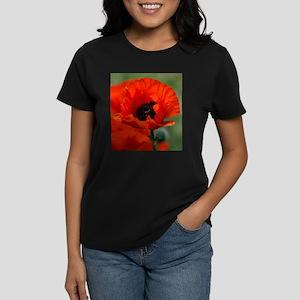Beautiful Red Poppy T-Shirt