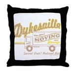 She-Haul Moving & Storage Throw Pillow