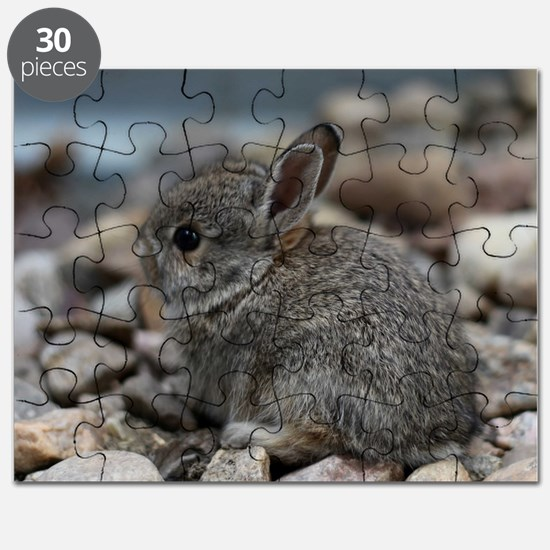 SMALL BABY BUNNY Puzzle
