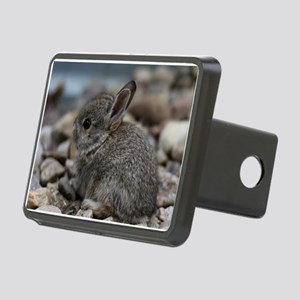 SMALL BABY BUNNY Rectangular Hitch Cover