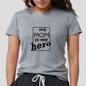 Mom Hero Womens Tri-blend T-Shirt