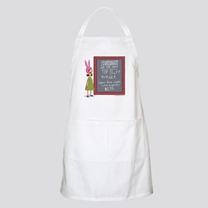 Bob's Burgers Burger of the Day Apron