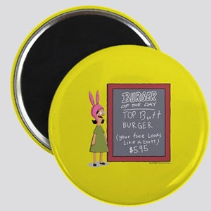 Bob's Burgers Burger of the Day Magnet