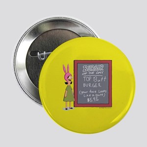 """Bob's Burgers Burger of the Day 2.25"""" Button"""