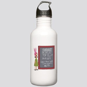 Bob's Burgers Burger o Stainless Water Bottle 1.0L