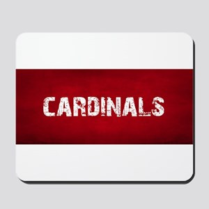 CARDINALS Mousepad