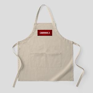 CARDINALS Apron